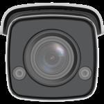 Hikvision DS-2CD2T87G2-L, imagem colorida ColorVu 24/7, filtro de alarme falso, 8Mp / 4K Bullet