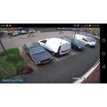 Hikvision DS-2DE5225IW-AE / S5, telecamera PTZ da 2 MP, zoom 25x, IR 150 m, AcuSense