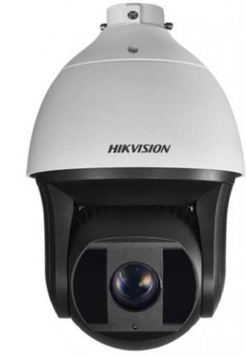 Hikvision DS-2AE5225TI-A (E) IR Turbo 5 polegadas Speed Dome é capaz de capturar imagens de alta qualidade em ambiente de pouca luz. O vidro anti-reflexo preto aumenta a intensidade da luz para que a distância IV possa ser alcançada até 150 m. O chip CMOS