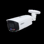 Dahua IPC-HFW3449T1P-AS-PV, 4 MP, a colori, deterrenza attiva, proiettile a focale fissa