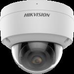Hikvision DS-2CD2147G2-SU, ColorVu, filtro per falsi allarmi, 4 MP, 130 dB WDR, microfono integrato, immagine a colori 24 ore su 24, 7 giorni su 7