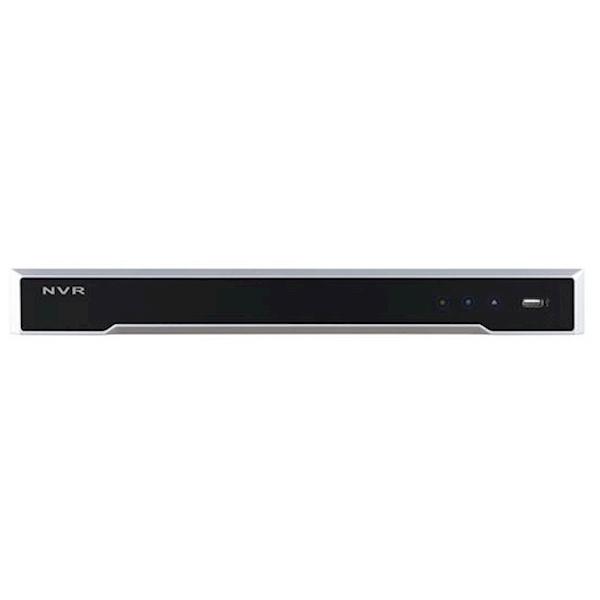 """DS-7616NI-I2, Nível de entrada """"I-Series"""" 16 canais. sem POE, 2x Bay HDD"""