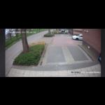 Hikvision Full HD 4 Megapixel IP Colorvu camera surveillance set 1x Dome White