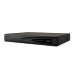 Hikvision DS-7604NI-K1 / 4P   4 canais   4K   HDMI   VGA   POE  