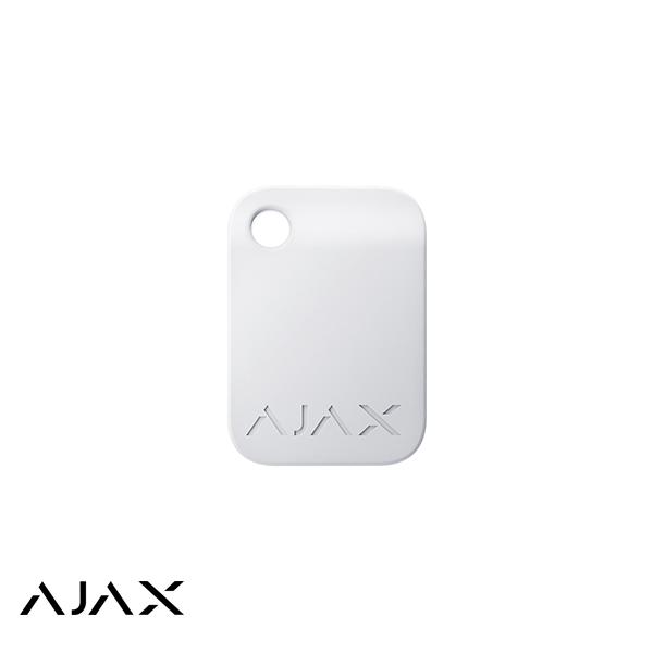 Ajax Sleuteltag White
