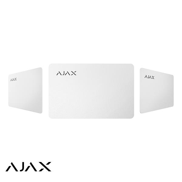 Ajax Toegangspas White