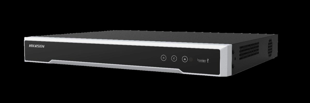 Deze Recorder/NVR beschikt over:<br /> - 4 Kanalen<br /> - 4 POE poorten<br /> - 4G aansluiting<br /> - 1 Sata aansluiting voor 3.5 Inch HDD's tot 6TB<br /> - H.265 Ondersteuning<br /> - Downloadbare Hik-Connect app<br /> - HDMI aansluiting