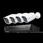 Reolink RLK8-810B4-A | 8 Megapixel | 8 Kanaals | Ingebouwde 2TB HDD |