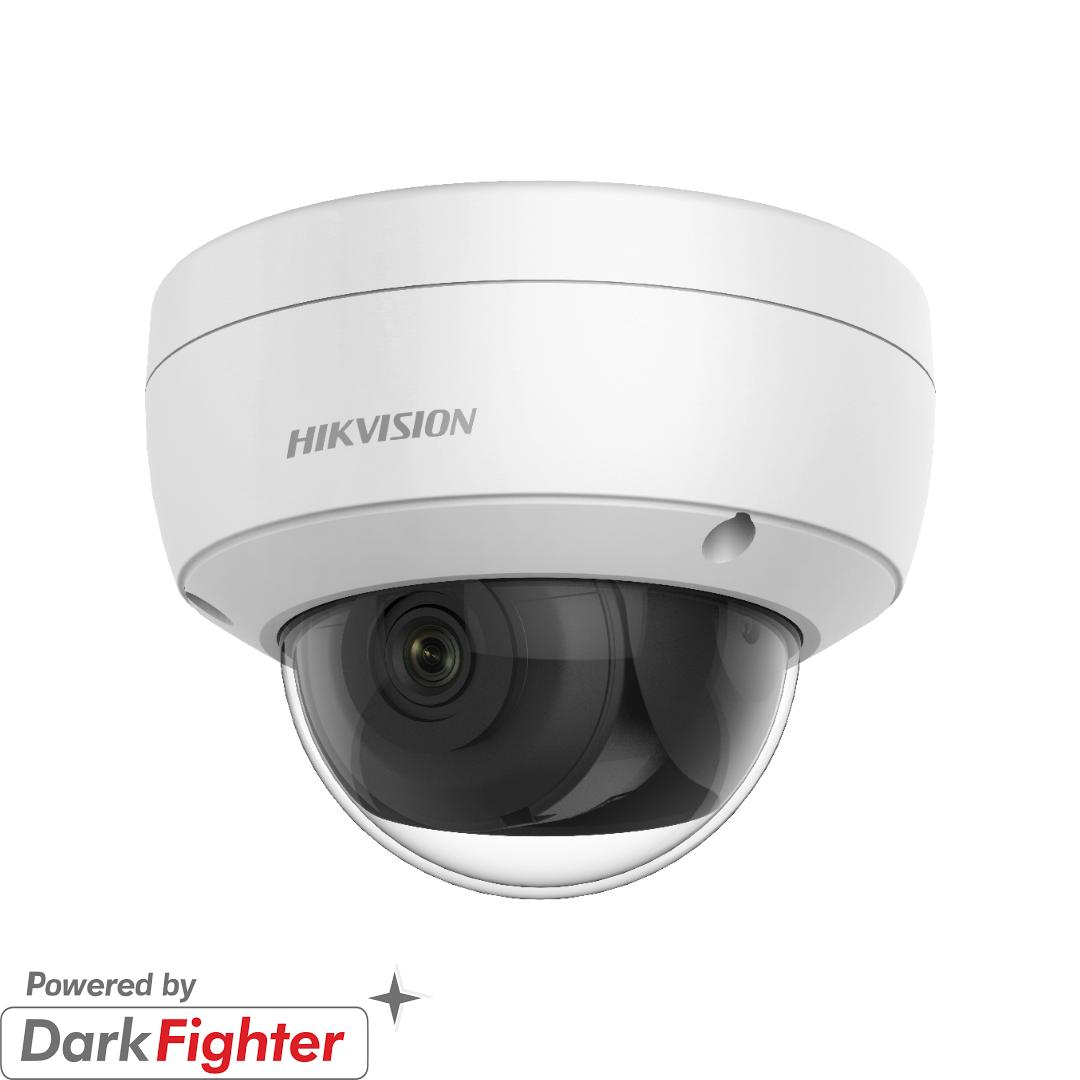 Deze camera beschikt over:<br /> - Overal ter wereld beelden bekijken via Hik-Connect.<br /> - Beelden opslaan op NVR of SD-kaart.<br /> - 2 Megapixel lens met 110° graden kijkhoek.<br /> - 30 meter nachtzicht.<br /> - Micro SD-slot tot 128GB.<br /> - Vals alarmfilter.
