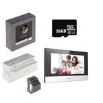 Hikvison DS-KIS702 | 2-draads | Video intercom set |