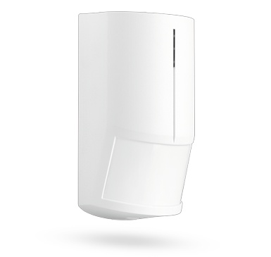 Wired motion detectors (PIR)