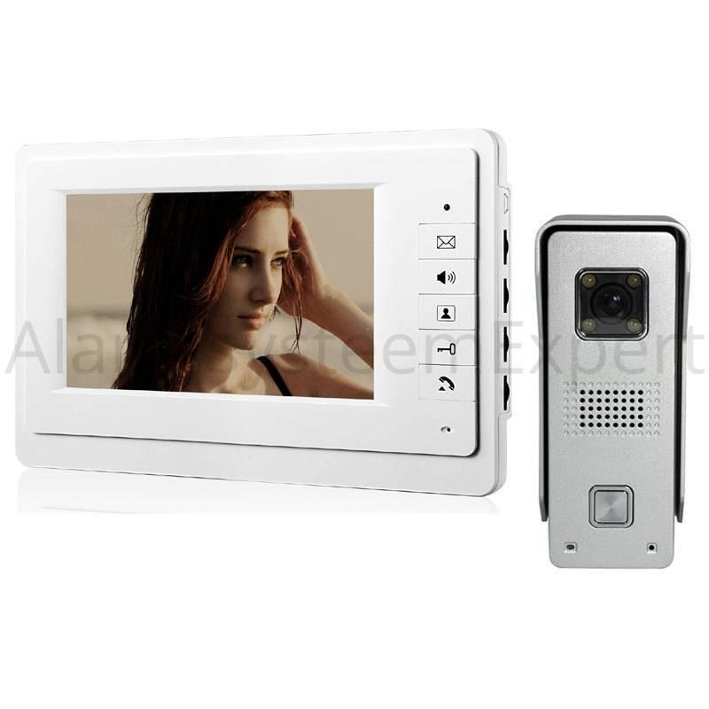 Complete set of video intercom