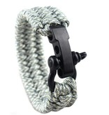 English Fashion Paracord Outdoor Bracelet