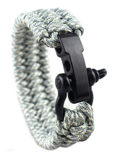 English Fashion Paracord Outdoor Armband