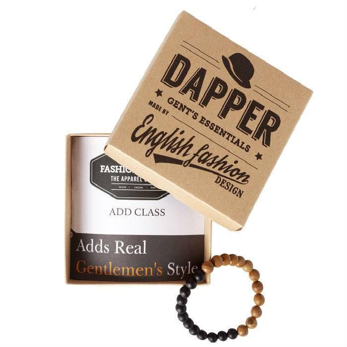 English Fashion African Style Houten kralen Armband