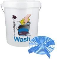 """ScratchShield  Bucket + Filter """"Wash"""""""