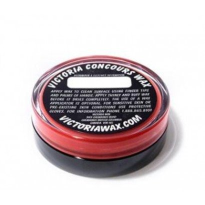 Victoria Wax Victoria Wax - Concours Red Wax 85 gram