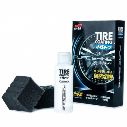 Soft99 Soft99 - Water-Based Tire Coating Pure Shine