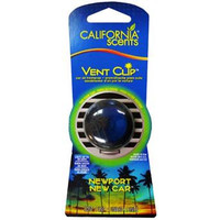 California Scents New Car Vent Clip