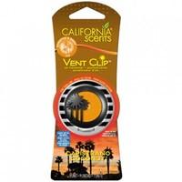 California Scents Capistrano Coconut Vent Clip