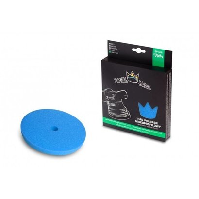 Royal Pads Royal Pads - THIN Heavy Cut Pad DA Blue 137mm