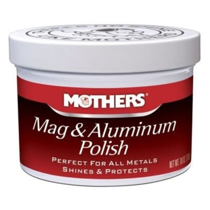 Mothers Mothers - Mag & Aluminum Polish 140gr