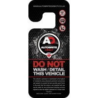 AutoBrite Direct Do Not Wash Hanger