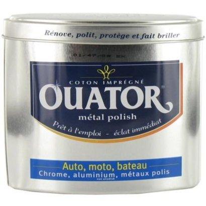 Ouator Ouator - Aluminium, RVS en Chrome