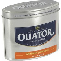 Ouator Gold, Silver, Plexiglas