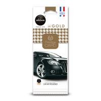 Aroma Geurhangers Prestige Card Gold