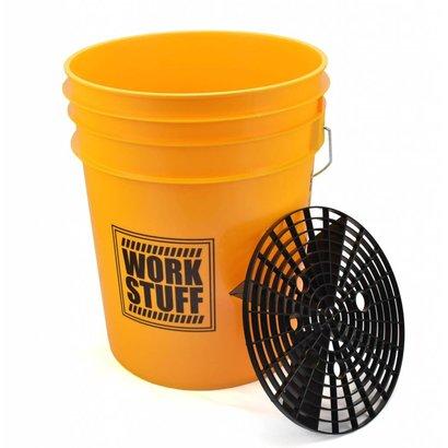 Work Stuff Work Stuff - Yellow Wash Bucket