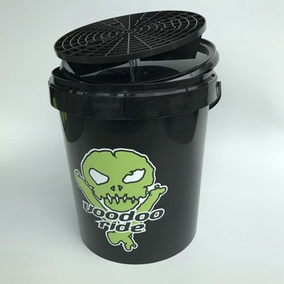 VooDoo Ride Voodoo Ride - Black Bucket + Lid