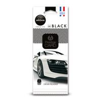 Aroma Prestige Card Black
