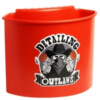 Detailing Outlaws Buckanizer Red