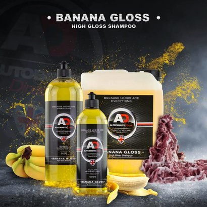 AutoBrite Direct AutoBrite - Banana Gloss Concentrated Shampoo 500ml
