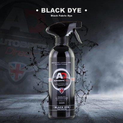 AutoBrite Direct AutoBrite - Black Dye Carpet and Trim Stain 500ml