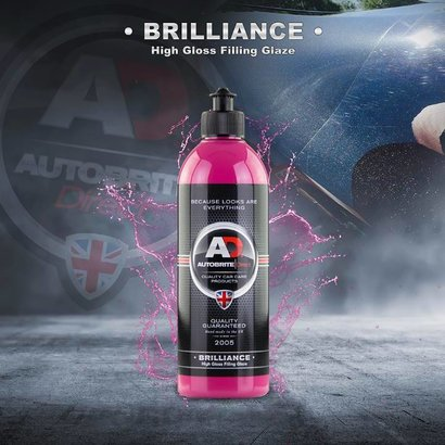 AutoBrite Direct AutoBrite - Brilliance High Gloss Glaze 500ml