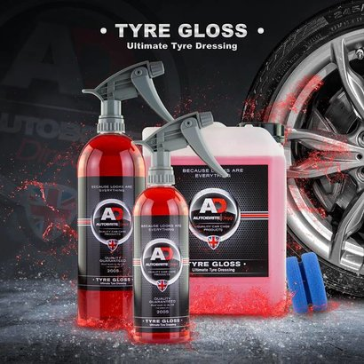 AutoBrite Direct AutoBrite - Tyre Gloss - Rich Tire Dressing 500ml