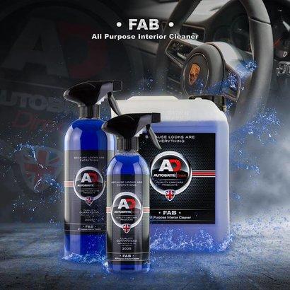 AutoBrite Direct AutoBrite - FAB Interior Upholstery Cleaner 500ml