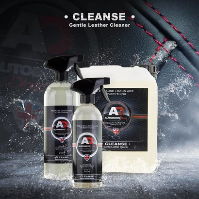 AutoBrite Direct AutoBrite - Leather Cleanse - Superior leather cleaner 500ml