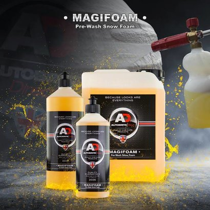 AutoBrite Direct AutoBrite - MagiFoam The Ultimate Pre Wash Foam