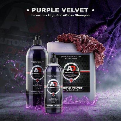 AutoBrite Direct AutoBrite - Purple Velvet High Gloss Shampoo 500ml
