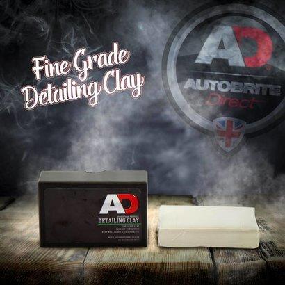 AutoBrite Direct AutoBrite - White Fine Grade Cleaner Clay 200g
