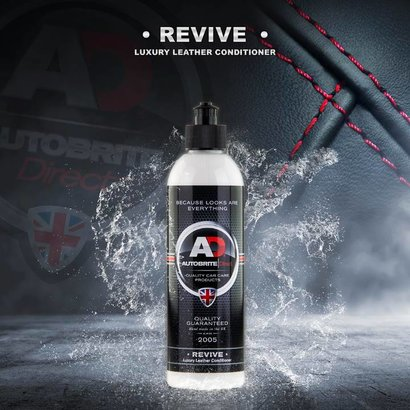 AutoBrite Direct AutoBrite - Revive Leather Conditioning Cream 250ml
