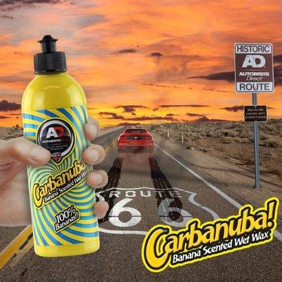 AutoBrite Direct AutoBrite - Carbanuba Banana Scented Wet Wax 500ml