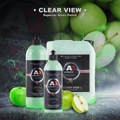 AutoBrite Direct AutoBrite - Clear View Glass Polish (Low Dust) 500ml