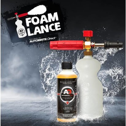 AutoBrite Direct Autobrite - Magifoam 500ml + Foam Lance