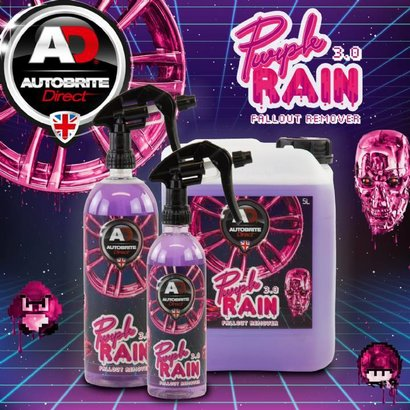 AutoBrite Direct AutoBrite - Purple Rain Iron Remover 3.0