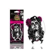 Aroma Geurhangers Dia De Los Muertos Diamond Girl Pink