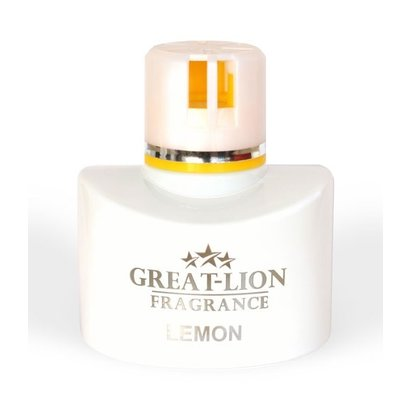 Great-Lion Great Lion - Car Fragrance Lemon Lucht Verfrisser